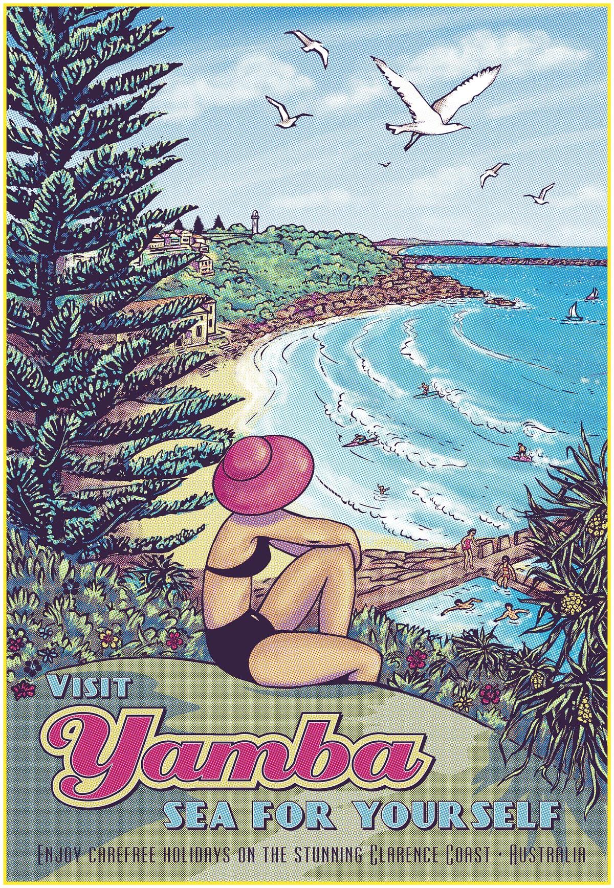 Yamba - Sea for Yourself