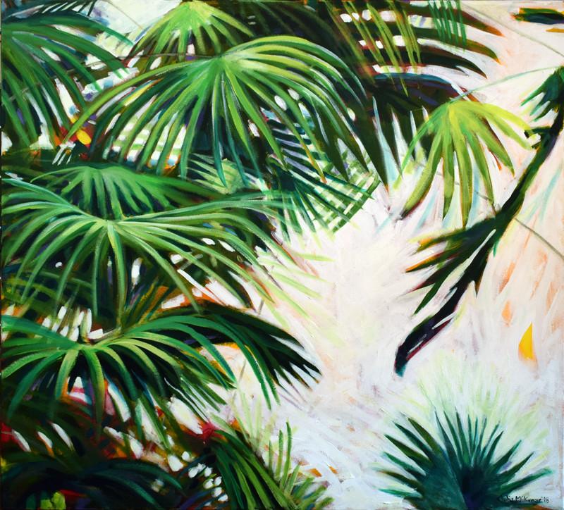Cabbage Palms 2 - Julie Mckenzie