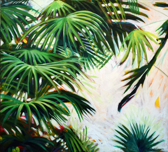 Cabbage Palms 2 - Julie Mckenzie