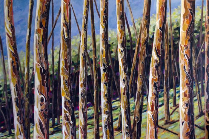 paper barks ( series)