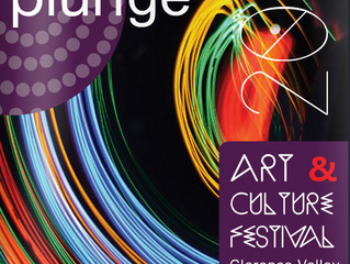 PLUNGE 2015 - Exhibitions, Events, Workshops and Artists Trail