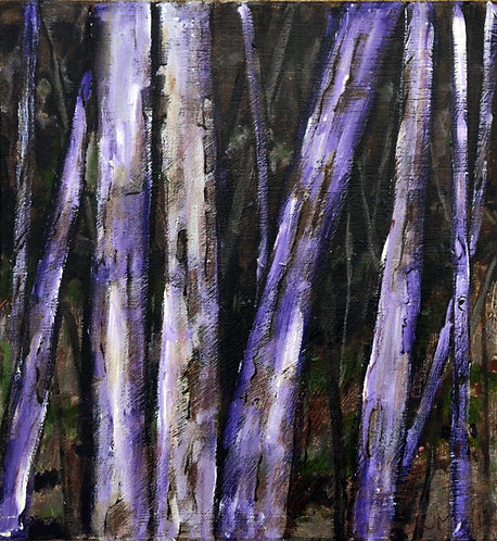 Moods of the Forest - purple