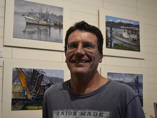 Curt Edwards Exhibition