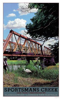 Sportsmans Creek Bridge