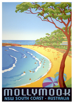 Mollymook poster