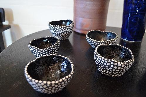 Bevan Skinner pinch pots
