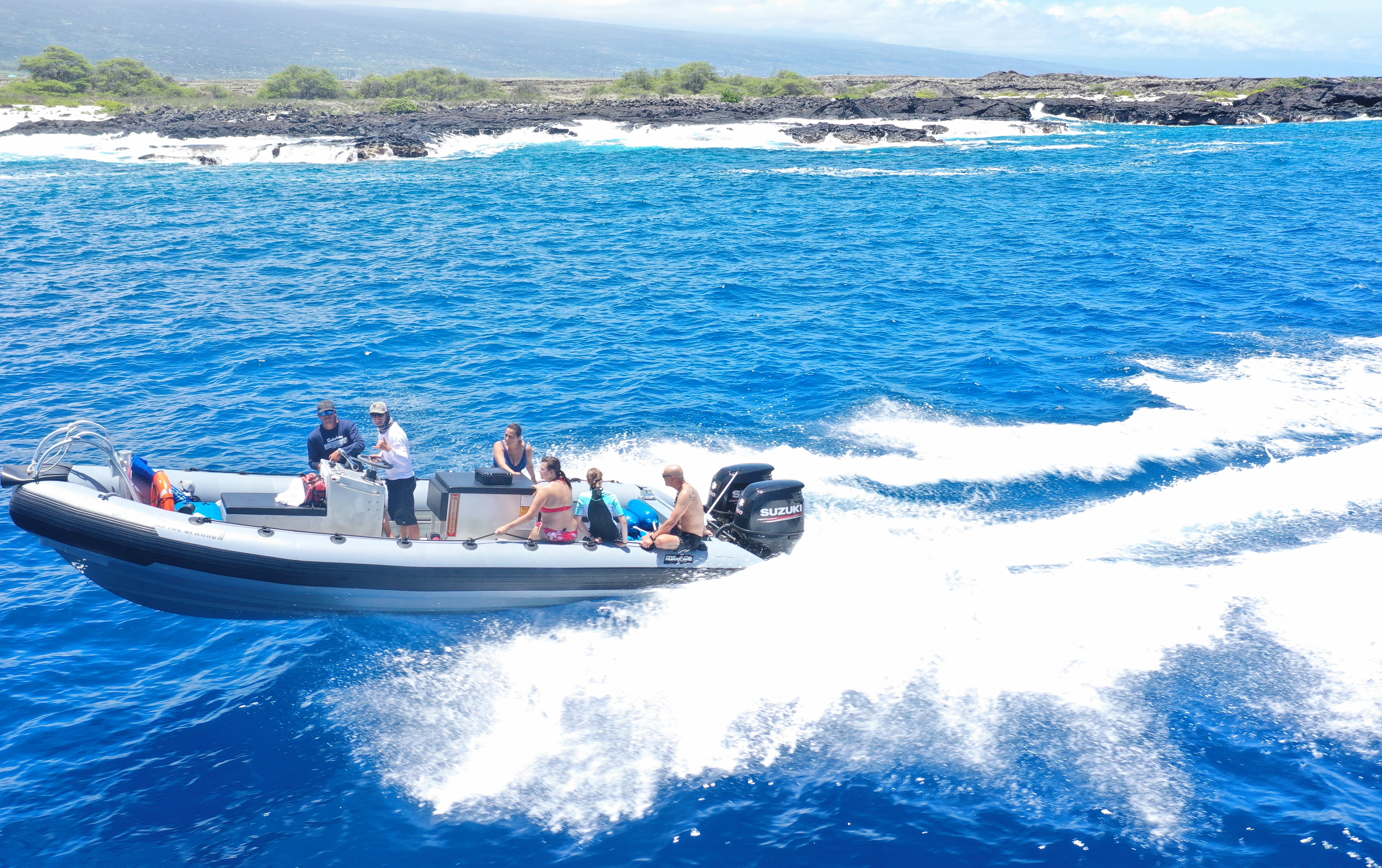 The Best Kona Snorkel Tours & Kona Boat Tours