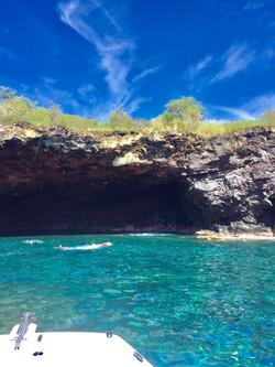 sea cave snorkel