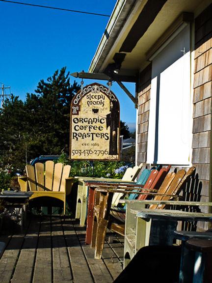 Downtown Classic Coastal Home: Downpourcoffeebar