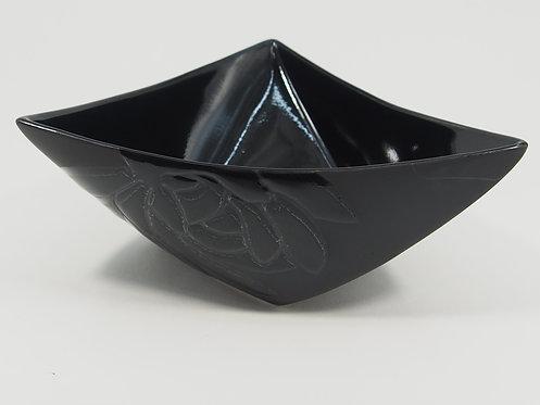 黒炎花 三角鉢