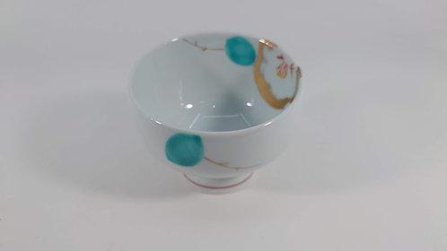 斜口金つばき小鉢