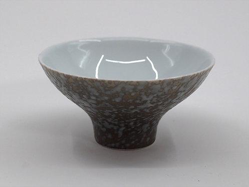 sino・nome/bowl-white/gray