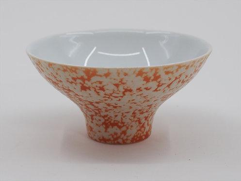 sino・nome/bowl-white/orange