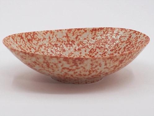 sino・nome/oval bowl-orange