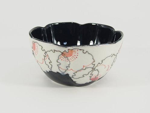 花雪輪 花型小鉢