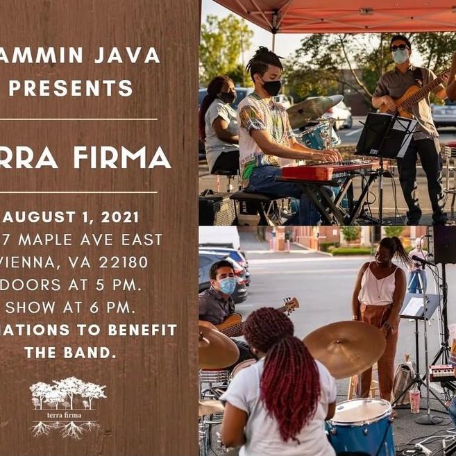 Jammin Java Presents Terra Firma