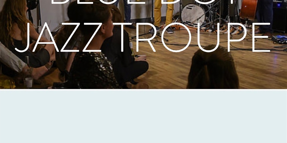 Blue Dot Jazz Troupe (Private Event)