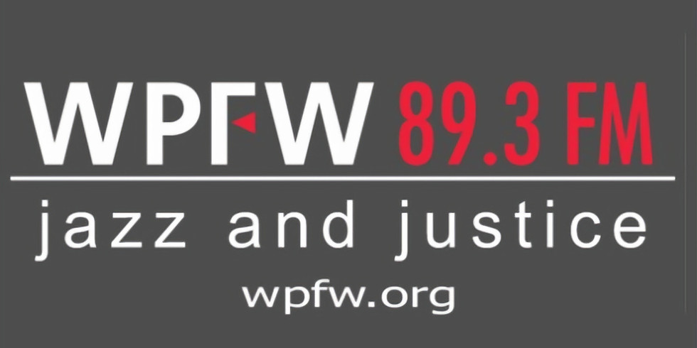 Live on WPFW 89.3!
