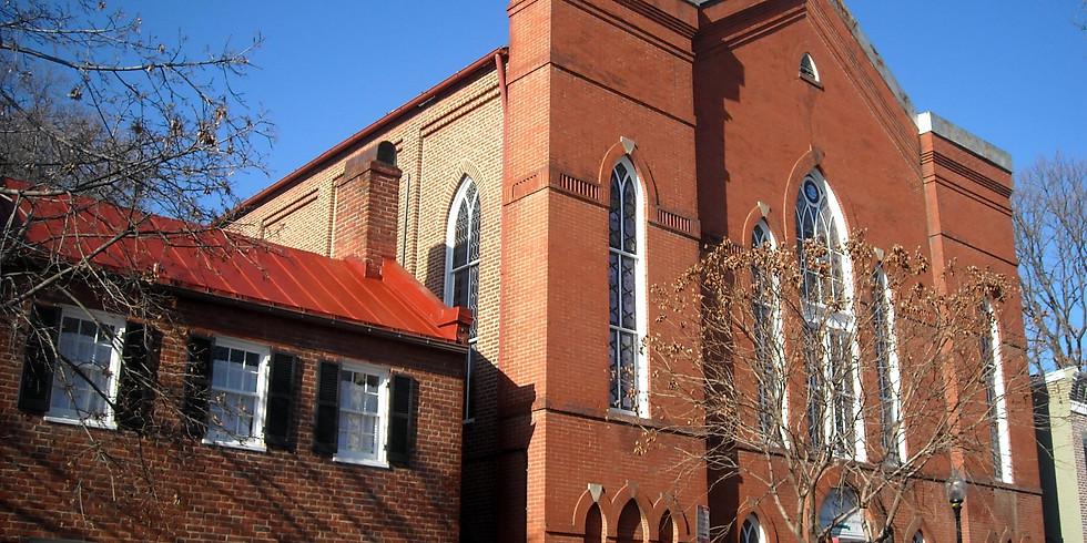 Mt. Zion United Methodist Church Service