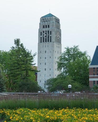 Burton memorial. Ann Arbor, Michigan