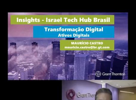 INSIGHTS ISRAEL TECH HUB BRASIL - MAURICIO CASTRO