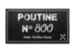 foodtruck poutine factory & poutine no800 à Laval