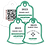Thumbnail: Bell Pet ID Tag (2500 - 4500 units)
