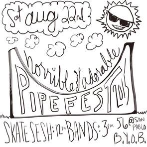 Aug 22, 2015 @ Pipefest Oakland