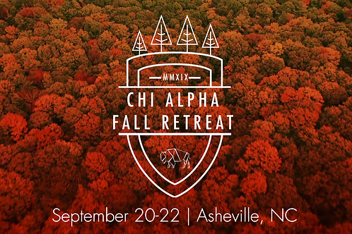 Pay For Fall Retreat
