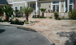 Scabos Travertine pavers