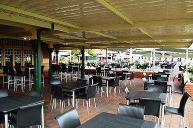 ריהוט אלומיניום למסעדה ולבית קפה