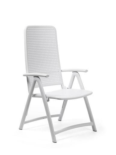 ריהוט גן - כיסא מצבים מתקפל