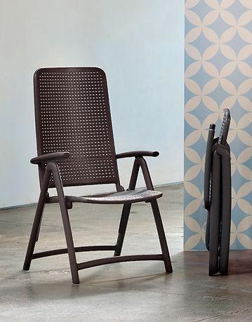 ריהוט גינה - כיסא נוח