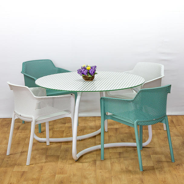 שולחן לוטו כיסאות נט