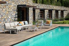 פינות ישיבה נרדי אטליה לגינה ולמרפסת