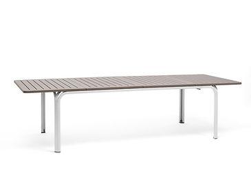 שולחן לגינה אלומיניום