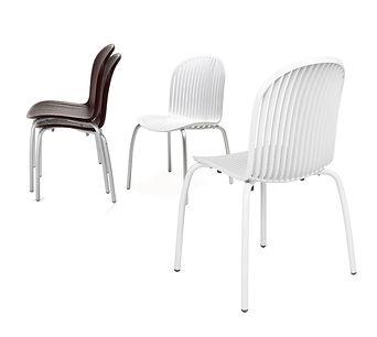 כסאות לגינה אלומיניום ופלסטיק