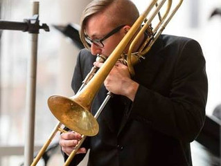 Introducing the Soldiers of Soldier's Tale: Chris Paul, Trombone