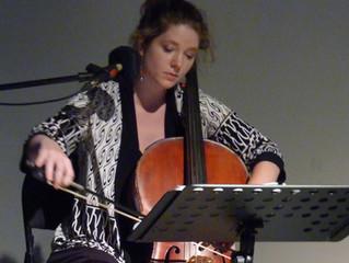 Verisimo presents: Les Femmess de FILMPROV  Rachel Burman, cello