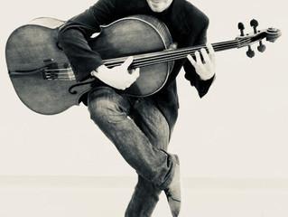 Fables and Fairytales: Juan Sebastian Delgado, cello
