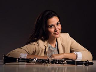 A Peek into Pierrot, Christine Hoerning, clarinet/bass clarinet