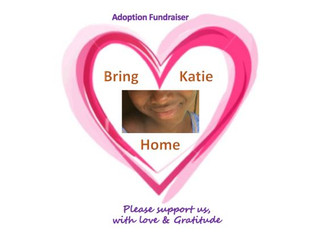 I am reaching out to you to ask for your continued support of Dawn's fundraiser to bring Katie o