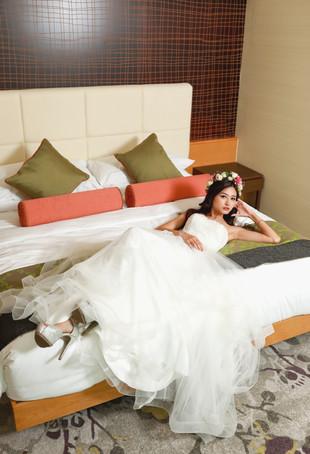 Pre-Wedding Hair and Makeup Singapore