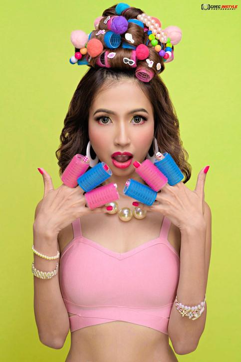 Barbie-Doll-Photography-Singapore-Makeup-Artist-Hair