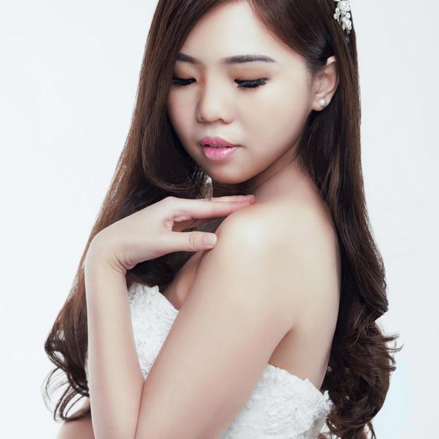 Bridal Makeup and Hair | Singapore Professional Makeup Artist