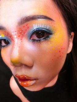 Creative Fashion Makeup