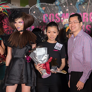 Final - Cosmoprof Star Awards Makeup Competition