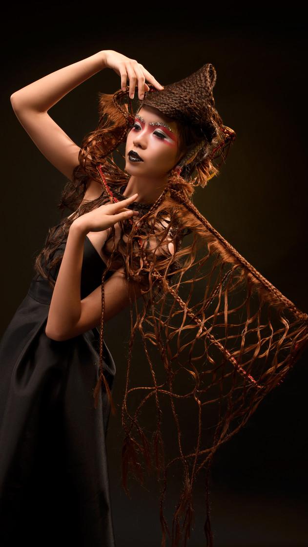 Avant Garde Creative Fashion Makeup