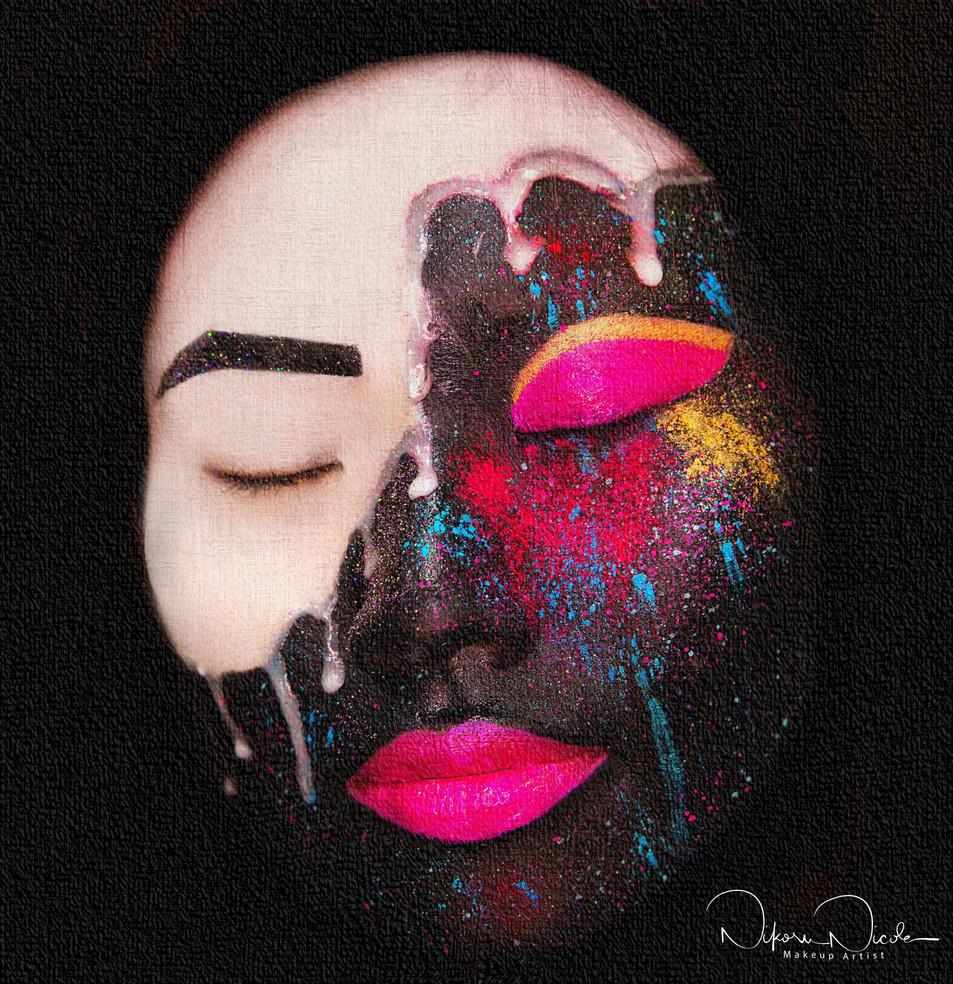 Artistic Face Makeup Singapore