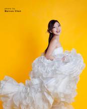 Korean Natural Brides Makeup and Hair